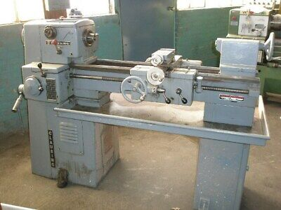 Clausing 14 X 30 Metal Lathe Model 6908