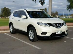 2016 Nissan X-Trail T32 TS X-tronic 2WD White 7 Speed Constant Variable Wagon Prospect Prospect Area Preview
