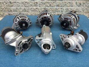CHRYSLER / ALTERNATEUR - ALTERNATOR / DÉMARREUR - STARTER
