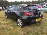 Vauxhall Astra GTC 2l diesel 2013
