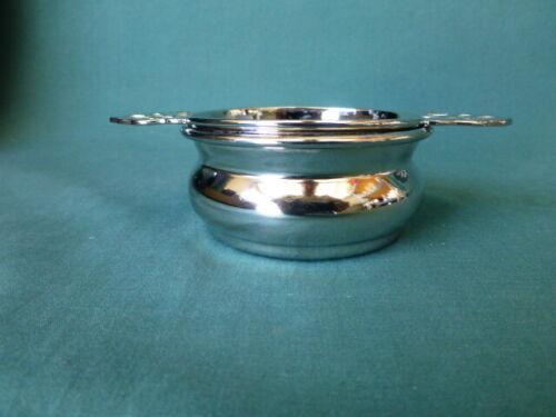 Vintage Silver Plated Tea Strainer