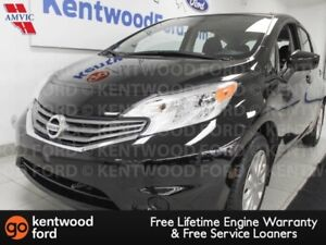 2016 Nissan Versa Note Nismo SV with a back up cam
