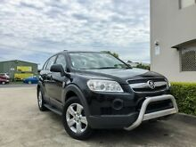 2010 Holden Captiva CG MY10 SX (4x4) Black 5 Speed Automatic Wagon Brendale Pine Rivers Area Preview