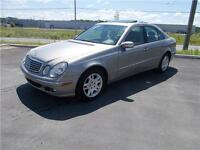 Mercedes-Benz E3504MATIC 2006