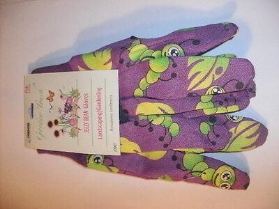 Cordova 20363 Kids Size Garden Touch Jelly Bean Gardening Gloves FREE SHIPPING ()