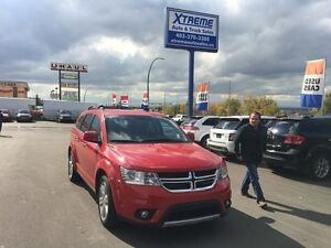 2013 Dodge Journey R/T AWD $179 bi-weekly APPLY NOW DRIVE NOW