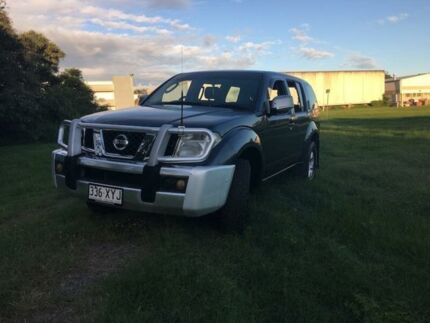 2005 Nissan Pathfinder R51 ST Blue 5 Speed Sports Automatic Wagon Moorooka Brisbane South West Preview
