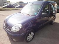 LHD 2005 Renault Kangoo 1.5DCI 5 Door UK REGISTERED