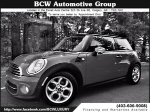 2013 MINI Cooper SOLD!...Union Jack Special Certified $14,995.00