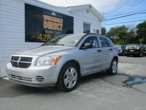 2007 Dodge Caliber HATCHBACK SXT 2.0 L