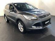2014 Ford Kuga TF Trend (AWD) Grey 6 Speed Automatic Wagon Clemton Park Canterbury Area Preview