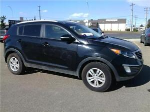 2013 Kia Sportage LX AWD FINANCING AVAILABLE! CALL TODAY!