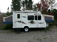 Must Sell - reduced price!!!! 2010 Dutchman Kodiak Hybrid Camper