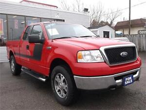 2008 FORD F-150 XLT * 4X4 * LOADED WITH OPTIONS * LIKE NEW *