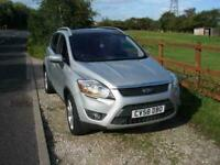 2008 Ford Kuga 2.0 TITANIUM TDCI AWD 5DR Estate Diesel Manual