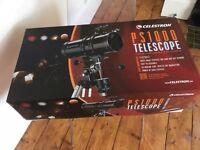 Celestron PS1000 Telescope