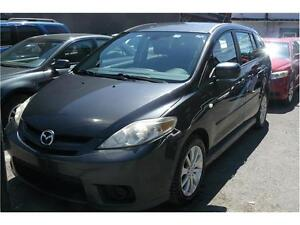 2007 Mazda 5, TT EQUIPEE, TOIT OUVRANT, AC, MAGS, 7 PASSAGER