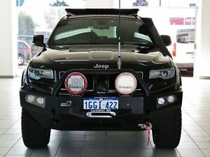 2014 Jeep Grand Cherokee WK MY14 Limited (4x4) Black 8 Speed Automatic Wagon Morley Bayswater Area Preview