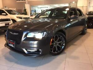 2018 Chrysler 300 300S-SPORT-NAVI-LEATHER-PAN ROOF-CAMERA-LOADED