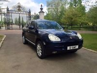 Porsche Cayenne S 4.5 V8 Monster 4X4 SUV Jeep German Full Leather Service History Xenon 2 Keys MOT's