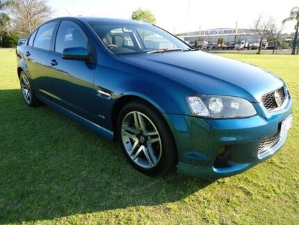 2012 Holden Commodore VE II MY12 SV6 Blue 6 Speed Automatic Sedan Embleton Bayswater Area Preview