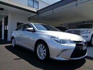 2015 Toyota Camry AVV50R Atara S Silver 1 Speed Constant Variable Sedan Hybrid West Ballina Ballina Area Preview