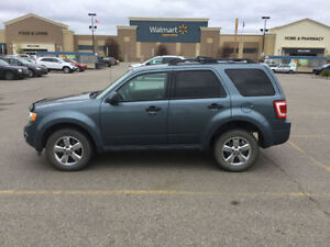 2012 Ford Escape XLT V6 Tow Package