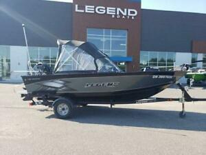 Legend 18 Xtreme 2013 with 115 ELPT Mercury 4 stroke Package