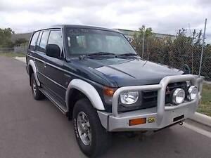2000 Mitsubishi Pajero 7 Seat Wagon Mount Louisa Townsville City Preview