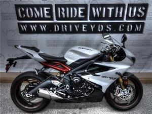 2014 Triumph Daytona 675R - V1584NP - **Financing Available