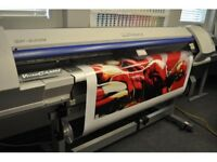 "Banner & Vinyl Printer For Sale Roland SP540V 54"" only £3200 Bargain Price"