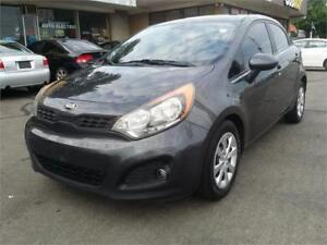 2013 Kia Rio LX+ECO, Great Condition, Only 132 km, Free Warranty