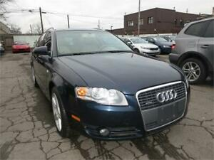 2007 Audi A4 2.0T Quattro - B/tooth|Htd Leather|Sunroof - Mint