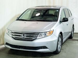 2013 Honda Odyssey EX-L RES 7-Passenger Van w/ Rear DVD, Leather