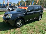 2009 Nissan X-Trail T31 MY10 ST (4x4) Black 6 Speed Manual Wagon Clontarf Redcliffe Area Preview
