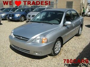 2004 Kia Rio RS - ONLY 86,000 KMS! - NEW TIRES - ONE OWNER