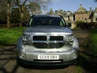 Dodge Nitro 2009 MOT June 2017
