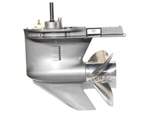 Mercury Marine 200/225/250 hp Lower Unit Gear Case Assembly Outboard Boat Motor