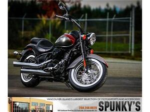 2016 Kawasaki Vulcan 900 Classic SE Demo with only 268KM!!!!