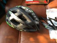 Casque Limar Ultralight Pro 104 Size M (Noir Mat/Vert) MTB Vélo