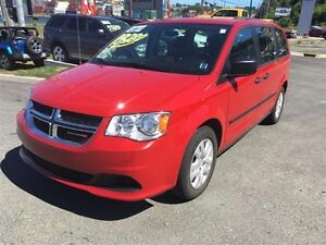 2013 Dodge CARAVAN CANADA VALUE PACKAGE