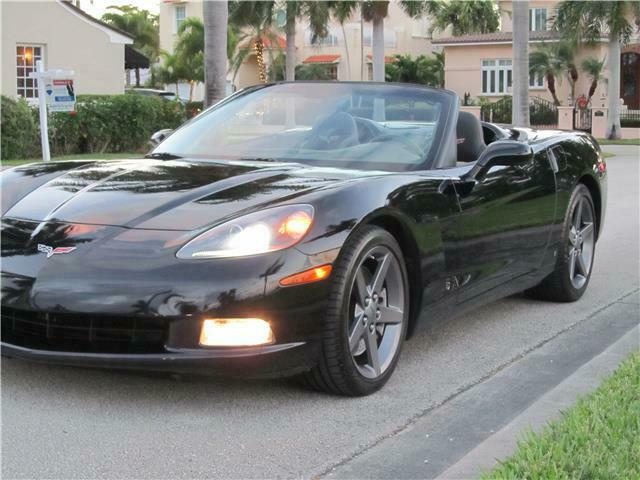2007 Black Chevrolet Corvette   | C6 Corvette Photo 6