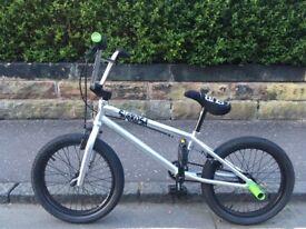 18-Inch BMX Bike, as new.
