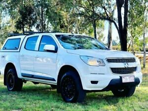 2014 Holden Colorado LS 4x4 auto lots of extras Wacol Brisbane South West Preview