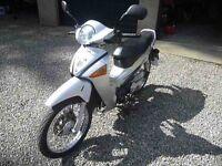 Honda Innova Scooter 125