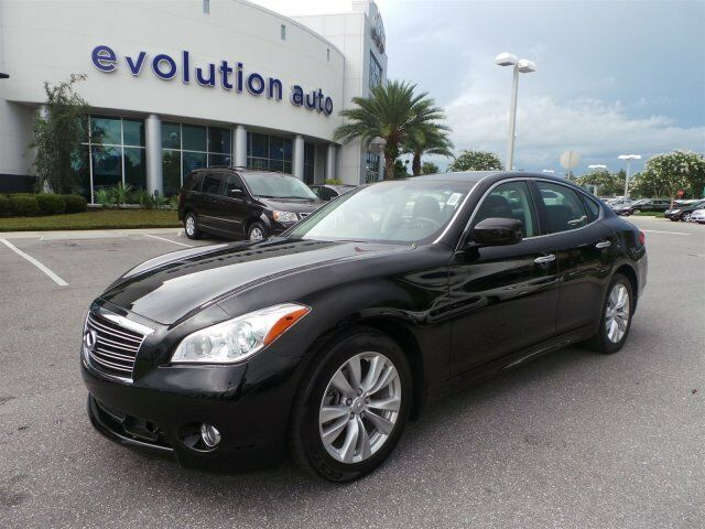 Infiniti : M Base Sedan 4-Door 3.7L TECH PKG PREMIUM PKG NAV BACKUP CAMERA SUNROOF BLUETOOTH CRUISE CONTROL