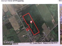 OVER 13 ACRES VACANT LAND IN MOOSE CREEK