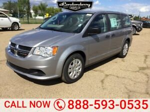 2018 Dodge Grand Caravan CANADA VALUE PKG