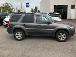 2005 Ford Escape XLT-4x4-alloys-No Accident-Good Conditions-Cert