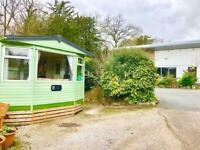 Perfect starter static caravan for sale sited lake district 49 week season 5*